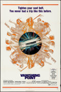 """Movie Posters:Action, Vanishing Point (20th Century Fox, 1971). Folded, Fine/Very Fine.One Sheet (27"""" X 41""""). Action.. ..."""