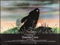 "Movie Posters:Animation, Watership Down (CIC, 1978). Folded, Fine/Very Fine. British Quad(30"" X 40""). Animation.. ..."