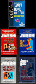 "Movie Posters:James Bond, James Bond Lot (Various, 1980s & 1990s). Very Fine-. Paperback Books (15) (Multiple Pages, 4"" X 6.75""). James Bond.. ... (Total: 15 Items)"