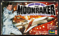 """Movie Posters:James Bond, Moonraker Space Shuttle Kit (Revell, 1979). 1/144 Scale Model (Assembled Length: 10 1/8"""") in Unopened Box (8.25"""" X 13.5"""" X 2..."""
