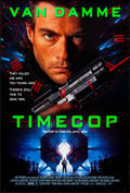 """Movie Posters:Action, Timecop & Other Lot (Universal, 1994). Rolled, Very Fine. One Sheets (3) (26.75"""" X 39.75"""") DS. Action.. ... (Total: 3 Items)"""