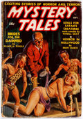 Pulps:Horror, Mystery Tales - September 1939 (Red Circle) Condition: GD/VG....