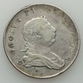 Essequibo & Demerary, Essequibo & Demerary: British Colony. George III 3 Guilder 1809 Fine (edge bump, surface hairlines),...