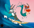 """Animation Art:Limited Edition Cel, """"The Perfect Wave"""" Bugs Bunny Limited Edition Cel #26/100 (Warner Brothers, 2000)...."""