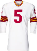 Football Collectibles:Uniforms, Early 1970's Curt Knight Game Worn Washington Redskins Jersey....