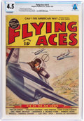 Explorers:Space Exploration, Neil Armstrong Magazine Collection: Flying Aces Dated October 1940, Directly From The Armstrong Family Collection™...