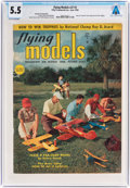 Explorers:Space Exploration, Neil Armstrong Magazine Collection: Flying Models Dated June 1950, Directly From The Armstrong Family Collection™,...