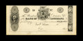 Obsoletes By State:Louisiana, New Orleans, LA- Bank of Louisiana $5 UNL Proof. ...