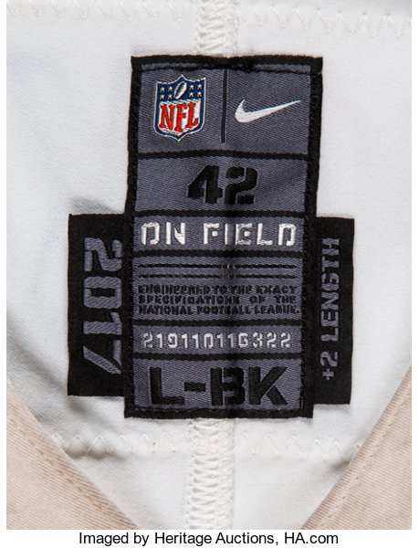 070dbfcbf 2017 Brian Orakpo Game Worn Tennessee Titans Jersey.... Football | Lot  #57722 | Heritage Auctions