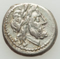 Ancients:Ancient Lots , Ancients: ANCIENT LOTS. Roman Republic. 2nd century BC. Lot of two(2) AR victoriati. VF.... (Total: 2 coins)