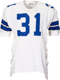 Football Collectibles:Uniforms, 1969 Otto Brown Game Worn Dallas Cowboys Rookie Jersey....