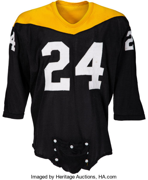 best service b9008 0f7a6 1967-68 Pittsburgh Steelers Game Worn
