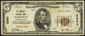 National Bank Notes:Pennsylvania, Annville, PA - $5 1929 Ty. 1 The Annville NB Ch. # 2384 Fine-Very Fine.. ...
