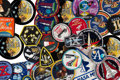 Explorers:Space Exploration, Wally Schirra: Collection of NASA-Related Patches and Stickers, Directly from His Family's Collection. ...