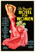 Movie Posters:Drama, Hotel for Women (20th Century Fox, 1939). Fine/Very Fine o...