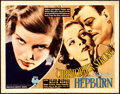 Movie Posters:Drama, Christopher Strong (RKO, 1933). Very Fine-. Title ...