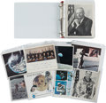 Explorers:Space Exploration, NASA Photo Collection: 110+ Litho Photos from Mercury to Skylab, Some Autopen-Signed. ...