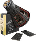 Explorers:Space Exploration, Gemini 12: Code 3 (Biltmore) Limited Edition 45th Anniversary Model Signed by James Lovell and Buzz Aldrin, with Presentation ...