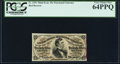 Fractional Currency:Third Issue, Fr. 1291 25¢ Third Issue PCGS Very Choice New 64PPQ.. ...