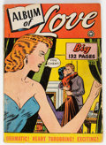 Golden Age (1938-1955):Romance, Fox Giants: Album of Love #nn (Fox Features Syndicate, 1949)Condition: GD+....