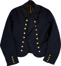 "Civil War Period Navy Enlisted ""Round Jacket"""