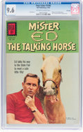 Silver Age (1956-1969):Humor, Four Color #1295 Mister Ed - File Copy (Dell, 1962) CGC NM+ 9.6 Off-white to white pages....