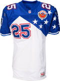 Football Collectibles:Uniforms, 1996 Eric Davis Game Worn Pro Bowl Jersey from The Eric Davis Collection....
