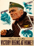 Movie Posters:War, World War II Propaganda (Incentive Division, U.S. Navy Dep...
