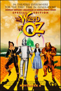 Movie Posters:Fantasy, The Wizard of Oz & Other Lot (Warner Brothers, R-1998/MGM/UA,R-1985). Rolled, Overall: Very Fine-. One Sheets (2) (2...