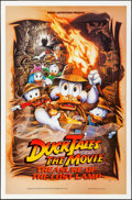 "Movie Posters:Animation, Duck Tales: The Movie - Treasure of the Lost Lamp (Buena Vista,1990). Rolled, Very Fine/Near Mint. One Sheet (27"" X ..."