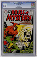 Silver Age (1956-1969):Mystery, House of Mystery #125 (DC, 1962) CGC NM- 9.2 Off-white to whitepages....