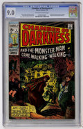 Bronze Age (1970-1979):Horror, Chamber of Darkness #4 (Marvel, 1970) CGC VF/NM 9.0 Off-white towhite pages....