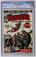 Bronze Age (1970-1979):Horror, Creatures on the Loose #26 (Marvel, 1973) CGC NM/MT 9.8 Off-whiteto white pages....