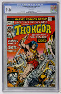 Bronze Age (1970-1979):Miscellaneous, Creatures on the Loose #27 (Marvel, 1974) CGC NM+ 9.6 Whitepages....