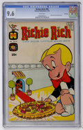 Bronze Age (1970-1979):Humor, Richie Rich #90 File Copy (Harvey, 1970) CGC NM+ 9.6 Whitepages....