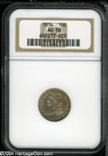 Bust Dimes: , 1814 10C Small Date AU58 NGC....