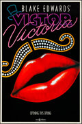 "Movie Posters:Comedy, Victor/Victoria (MGM/UA, 1982). Rolled, Very Fine-. One Sheet (27""X 41"") Advance. John Alvin Artwork. Comedy.. ..."
