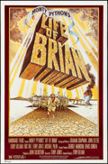 "Movie Posters:Comedy, Life of Brian (Orion, 1979). Rolled, Very Fine+. One Sheet (27"" X41"") Style A. Comedy.. ..."