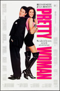 "Movie Posters:Romance, Pretty Woman & Other Lot (Touchstone, 1990). Rolled, Overall: Very Fine-. One Sheets (2) (27"" X 41"" & 27"" X 40"") DS. Romance... (Total: 2 Items)"