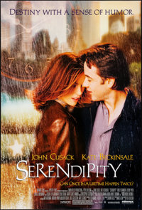 "Serendipity & Other Lot (Miramax, 2001). Rolled, Very Fine+. One Sheets (3) (27"" X 40"", 26.75"" X 39.7..."