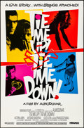 "Movie Posters:Foreign, Tie Me Up! Tie Me Down! & Other Lot (Miramax, 1990). Rolled, Overall: Very Fine. One Sheets (2) (27"" X 41"") SS. Foreign.. ... (Total: 2 Items)"