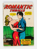 Golden Age (1938-1955):Romance, Fox Giants: Romantic Thrills (Fox Features Syndicate, 1950) Condition: FN-....