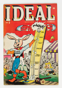 Ideal Comics #2 (Timely, 1944) Condition: VF
