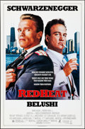 """Movie Posters:Action, Red Heat & Other Lot (Tri-Star, 1988). Rolled, Very Fine-. OneSheets (2) (27"""" X 41"""" & 27"""" X 40"""") SS. Action.. ... ..."""