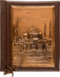 Explorers:Space Exploration, Giant Leap World Tour, 10/20-22: Tour of Turkey Photograph Album. Directly From The Armstrong Family Collection™, CAG Certifie...