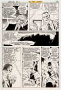 Original Comic Art:Panel Pages, Jim Aparo The Brave and the Bold #170 Story Page 19 OriginalArt (DC, 1981)....