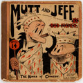 Platinum Age (1897-1937):Miscellaneous, Mutt and Jeff Book 14 (Cupples & Leon, 1929) Condition: FR....