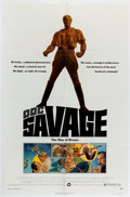 Memorabilia:Poster, Doc Savage: The Man of Bronze Movie Poster One Sheet (WarnerBrothers, 1975)....