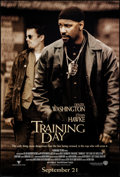 "Movie Posters:Crime, Training Day & Other Lot (Warner Brothers, 2001). Rolled, VeryFine+. One Sheets (2) (27"" X 40"" & 26.75"" X 39.75) DS ..."