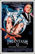 "Movie Posters:Horror, Phantasm II & Other Lot (Universal, 1988). Rolled, Very Fine.One Sheets (2) (27"" X 41"" & 26.75"" X 39.75"") DS Advance..."
